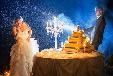 2016年全球最佳婚礼照片传递幸福