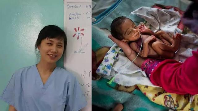 无国界医生:她在阿富汗枪声中接生婴儿