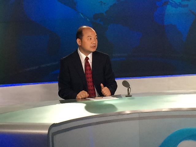 杨建国:利用自贸区红利服务实体经济