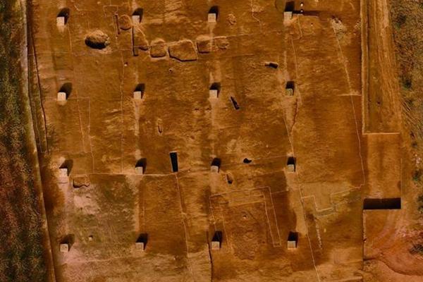陕西周原考古发现凤雏建筑群 应属周王室所在地