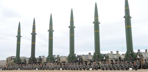 美国若驻军台湾就是对华宣战 用导弹回答它!