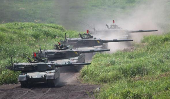 想干啥?日本自卫队演习模拟应对台海两岸冲突