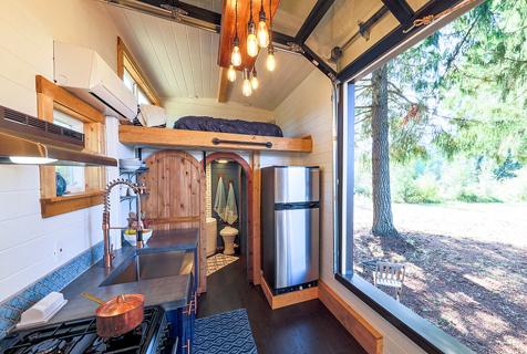 美国最佳房车用具完备 设计创意美观