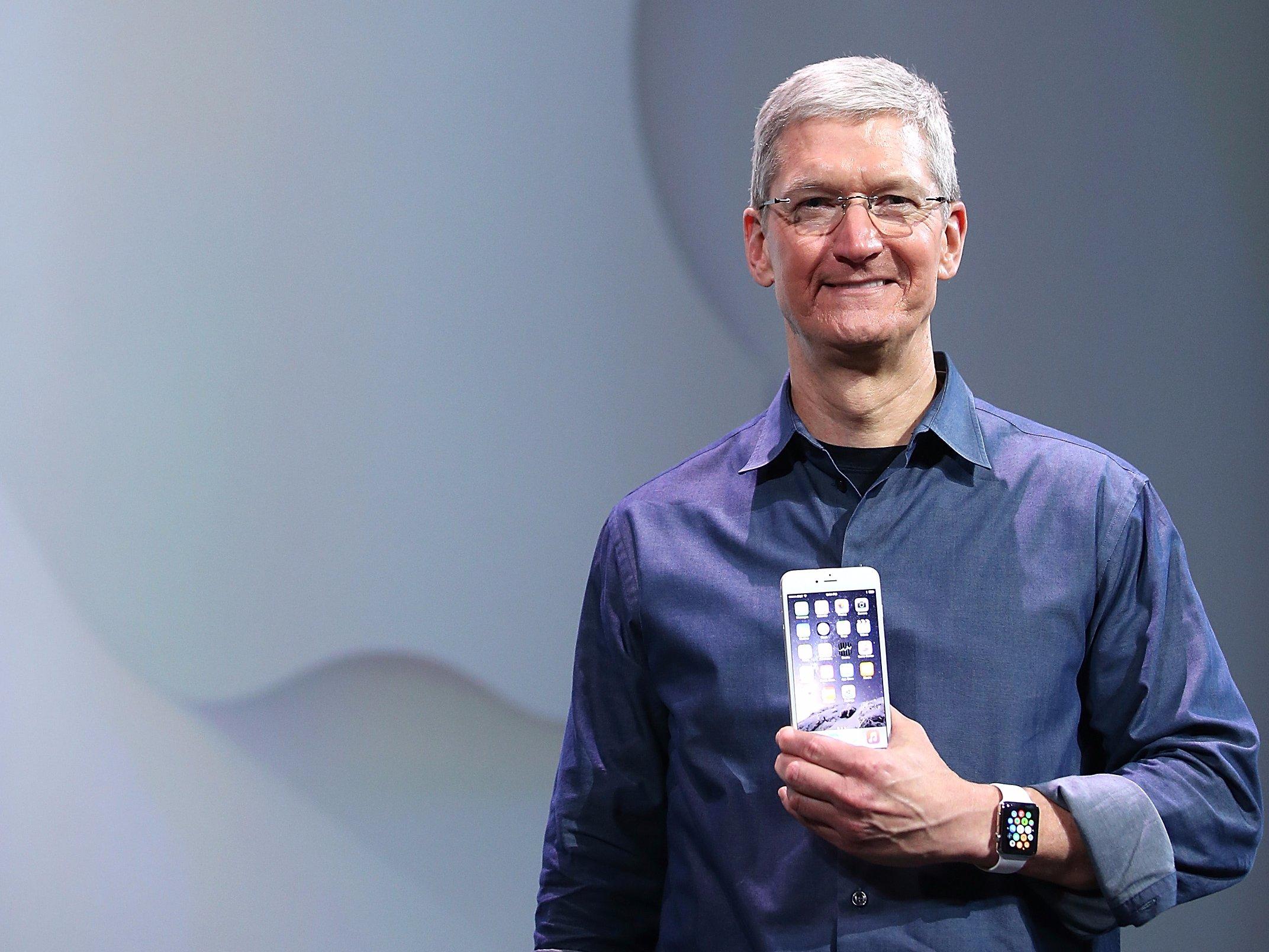 苹果iPhone8或将采用面部识别功能