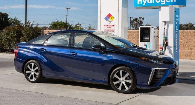丰田等五大车企与石油公司结盟 推动氢燃料应用