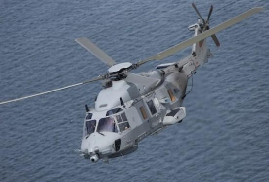 韩国防部:韩国计划再进口12架海战直升机