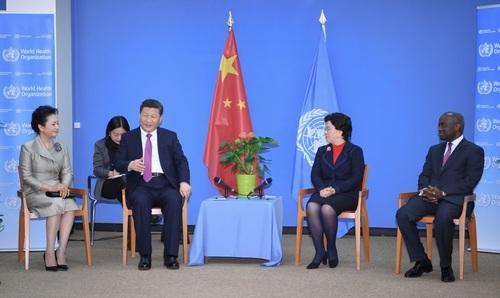 中国一直是强有力的伙伴——访世界卫生组织总干事陈冯富珍