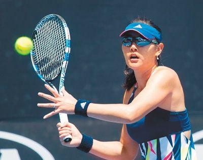 段莹莹闯入澳网女单32强 张帅彭帅止步次轮