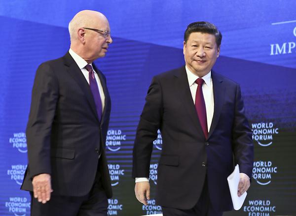 外媒盛赞习近平达沃斯演讲:经济全球化的捍卫者