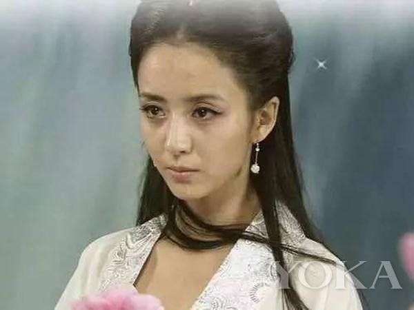 佟丽娅扮小龙女太憔悴 遮不住的熊猫眼可咋整?
