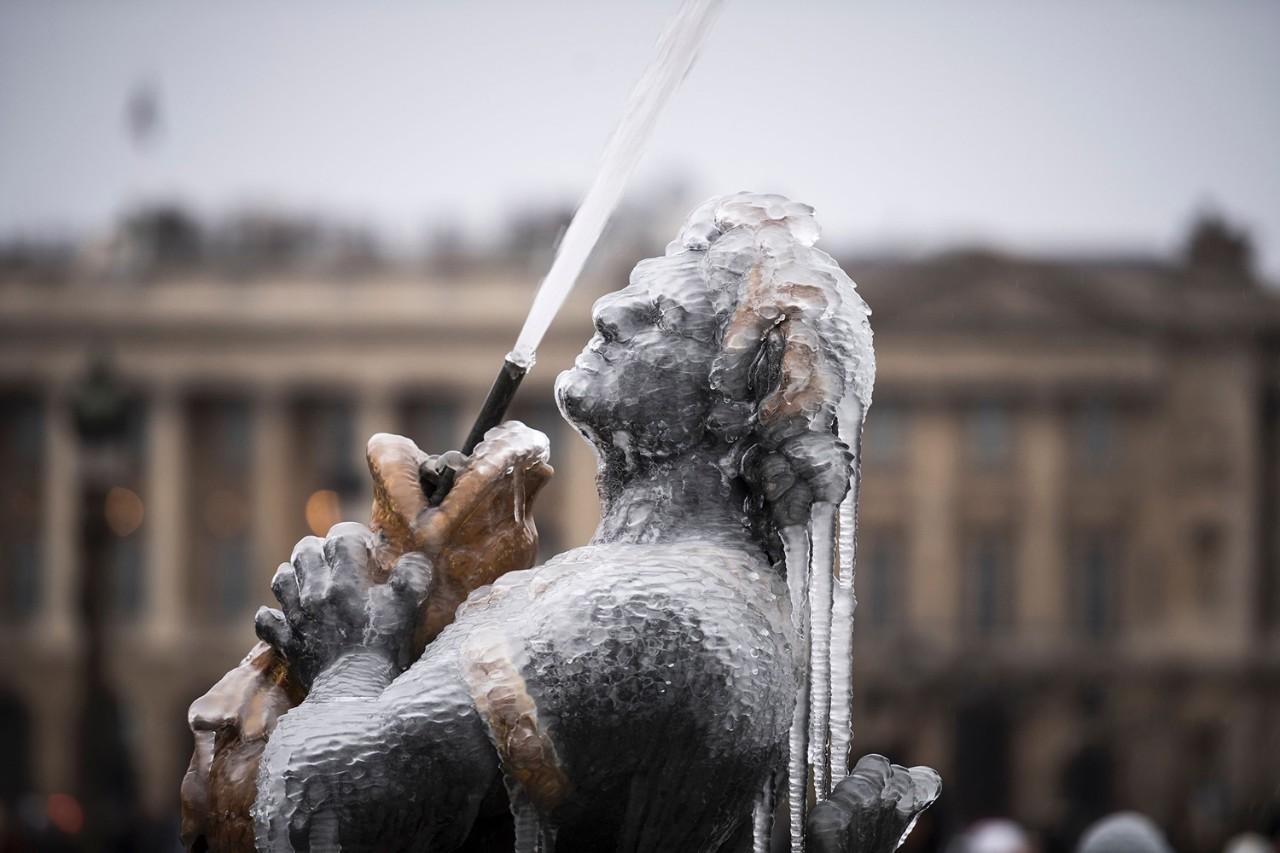 哆嗦丨全球多地遭遇严寒天气 到底有多冷?看图
