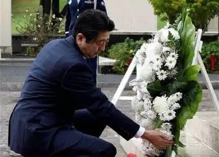 安倍这次跑到珍珠港献花,连日本人都看不下去了
