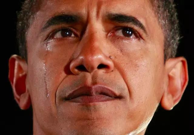 刚刚,奥巴马发表告别演讲,数次落泪...