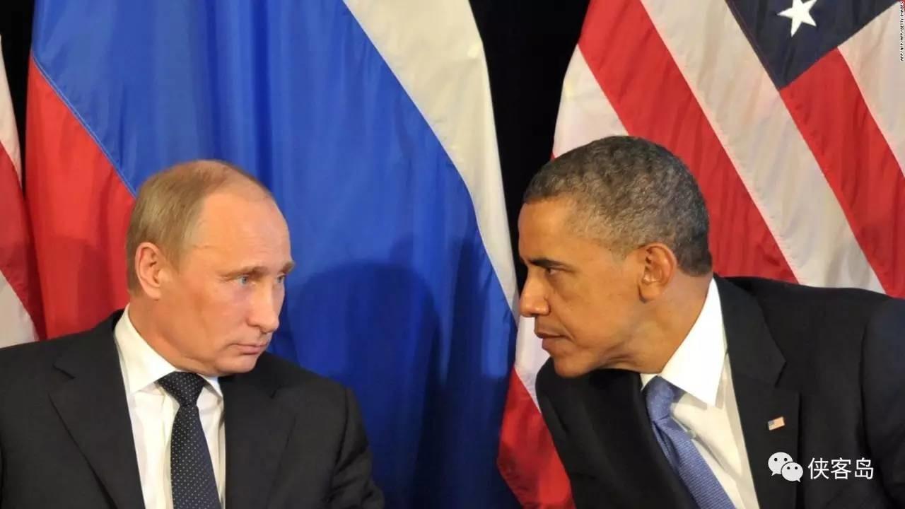 【解局】美俄又互相伤害了,2017有好戏看了