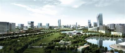 大江东: 产业新城 演绎发展强劲脉动