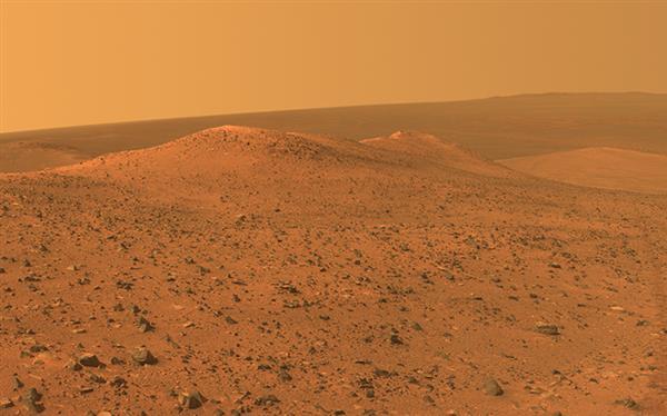 火星奇迹:它们居然不会死