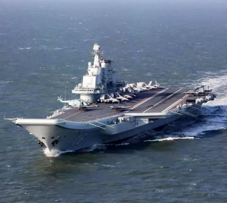 美国将军说中国军舰是纸老虎,战忽局信任局座:战场上见!