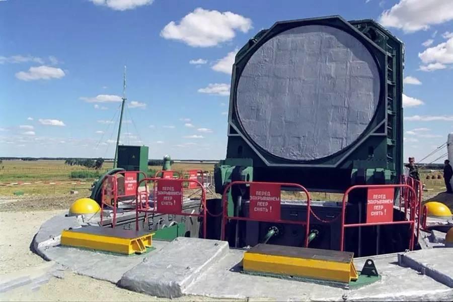 威慑 | 这张照片一出,西方一片哗然,它是俄罗斯最恐怖核武器之一