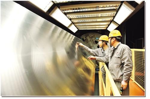 河钢打造全球技术服务平台 一步一个脚印走向世界