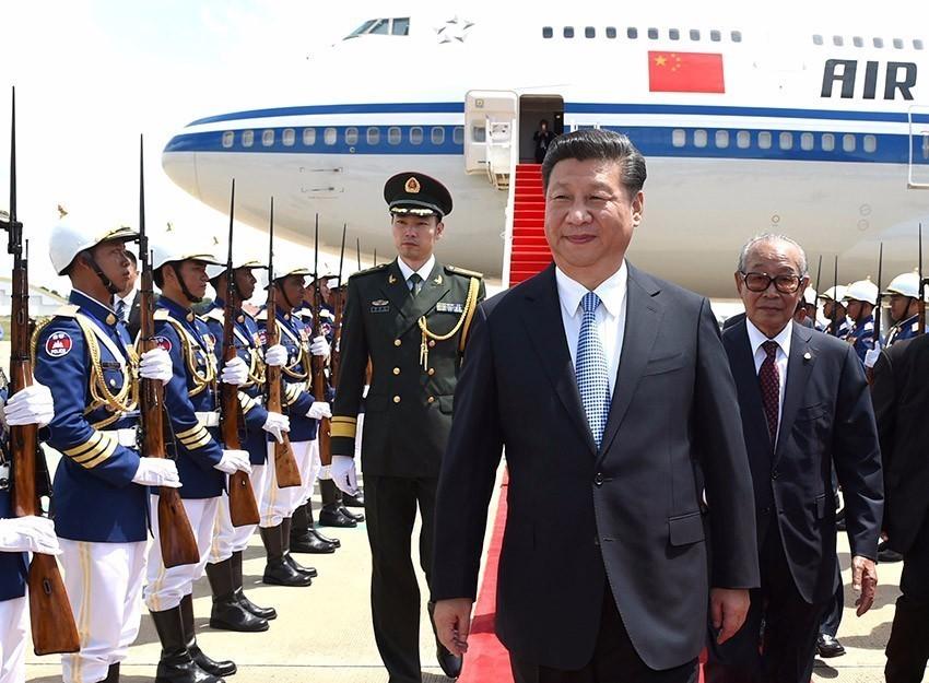2016年,习近平出访12国,如何布局中国外交