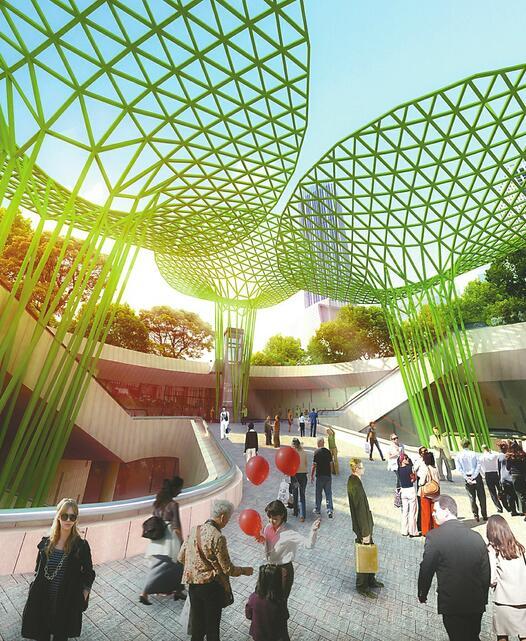 济南CBD地下空间首次挂牌出让 位于城市景观广场地下