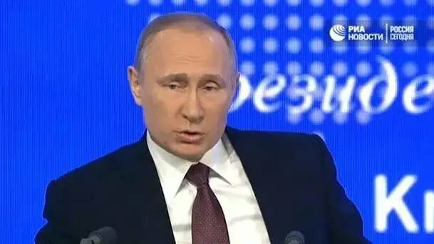 普京:美国人说他们最强大,但俄比任何侵略者都强大!