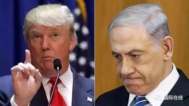 以色列与安理会斗气 特朗普喊话以色列:挺住,等我上台!