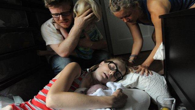 向母爱致敬!摄影师镜头下的产妇分娩现场