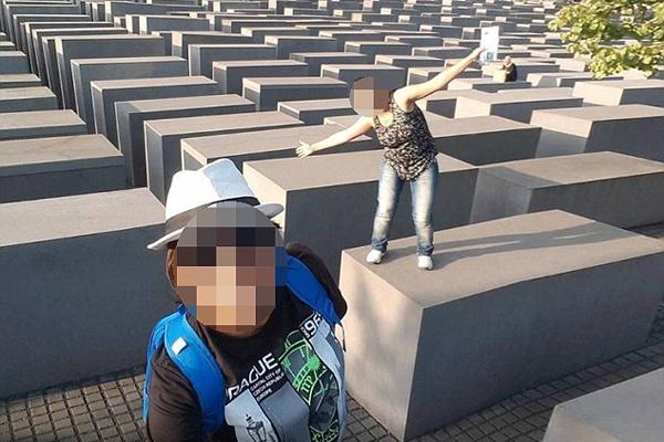 以色列作家公开批判柏林大屠杀纪念馆拍不雅照者