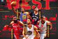 NBA全明星先发出炉:维少遗憾落选詹皇13连庄