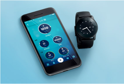 健康类可穿戴设备潜力大 用智能手表管理自我健康