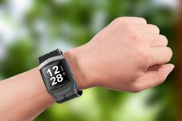 健康可穿戴设备潜力大 智能手表管理自我健康