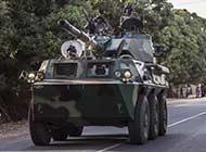 塞内加尔出兵冈比亚用中国装备