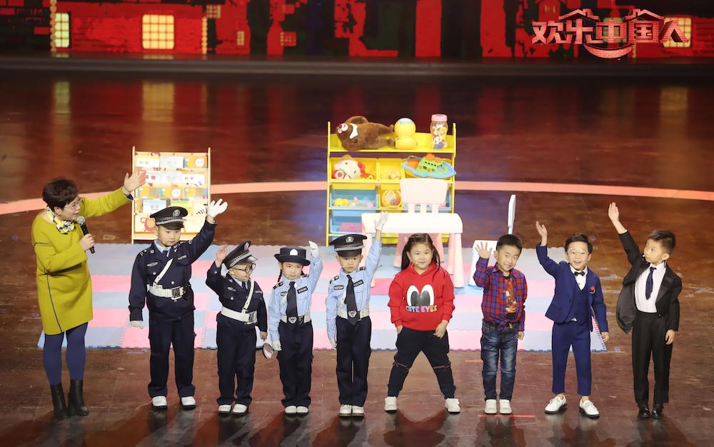 《欢乐中国人》周日播出 刘涛唱《父老乡亲》