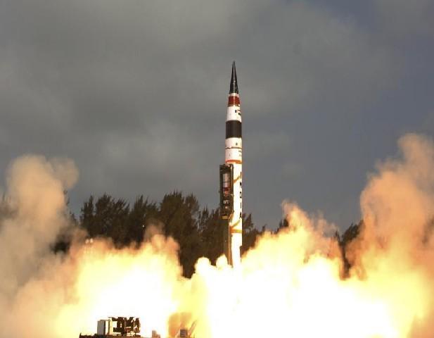 烈火-5导弹即将服役 能否撑起印度军事大国梦?