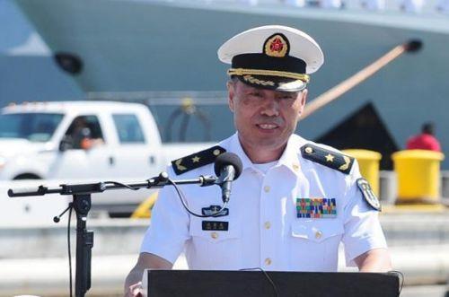 敏感期执掌南海舰队 沈金龙升任海军司令员
