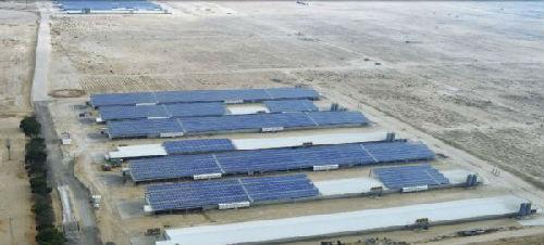 德媒:比亚迪欲助中东北非地区发展新能源