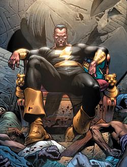 "DC将为反派黑亚当制作独立电影:""巨石""强森出演"