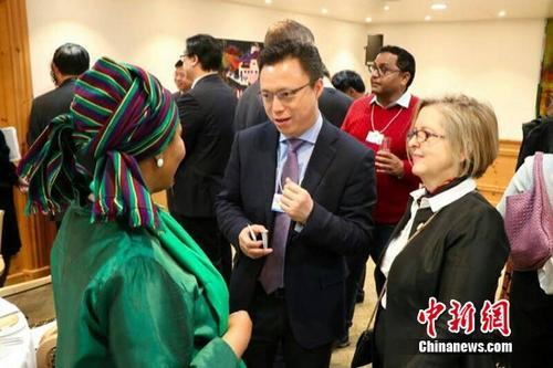达沃斯吹起中国绿色风 全球首个绿色数字金融联盟启动