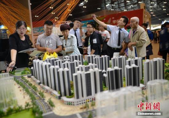 报告称中国房地产投资冷热不均 2017年将继续保持增长