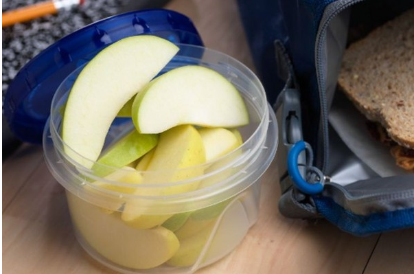 不会变褐色的苹果问世 下个月将在美国开始销售