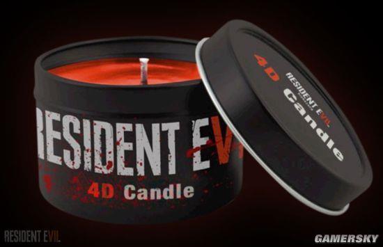 网友体验《生化危机7》4D蜡烛:实在太难闻