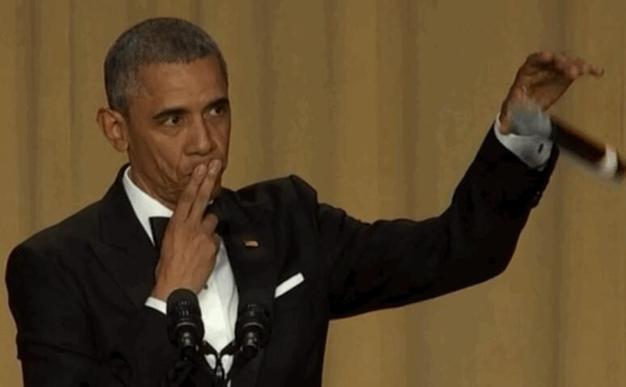 奥巴马 原来你是这样的总统