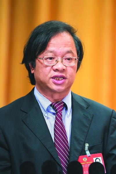 王宗华委员:精准施策 推动创业创新再上新台阶