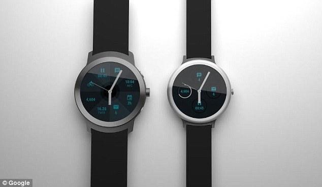 谷歌将推出自家智能手表 可兼容苹果手机使用