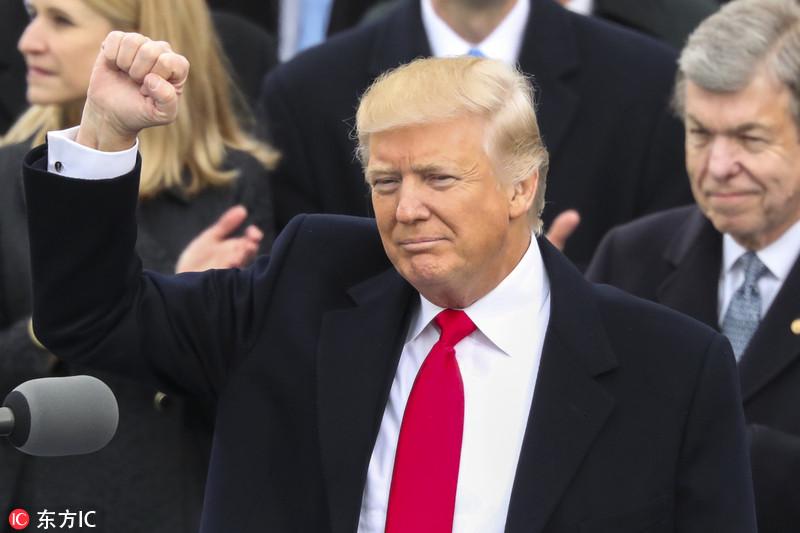 社评:特朗普就职演说释放了哪些信号