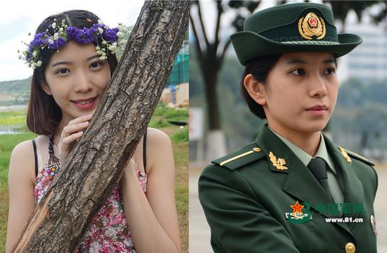 """来看中国海警新兵如何""""整容"""""""