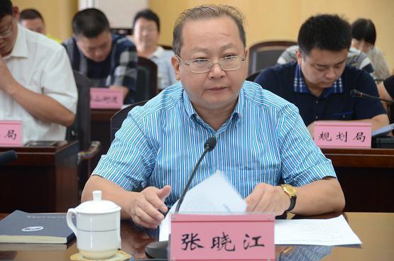 重庆市武隆区政协主席张晓江接受组织调查