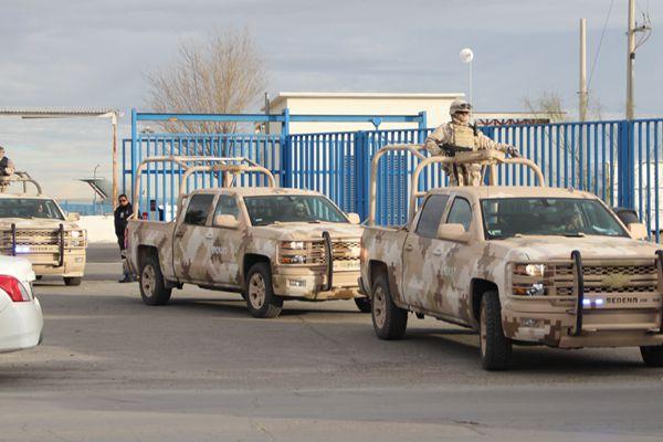 墨西哥头号毒枭被引渡美国 军警重装戒备