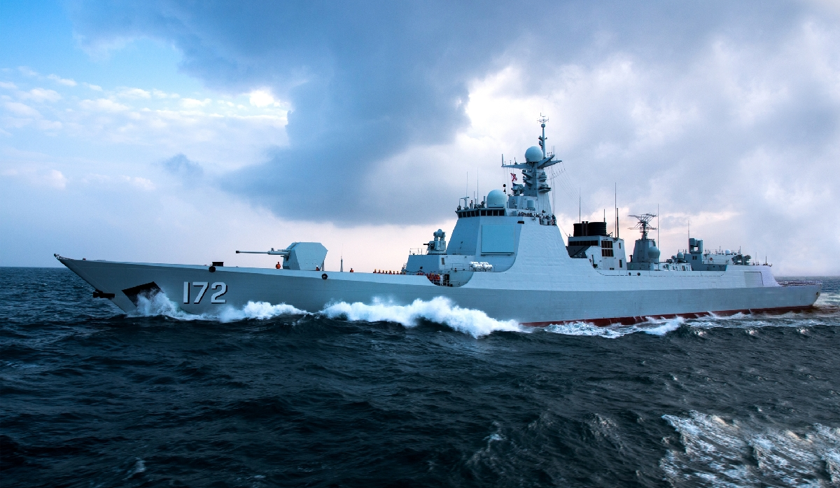 俄媒:中国海军有700多艘舰艇 已控制第一岛链